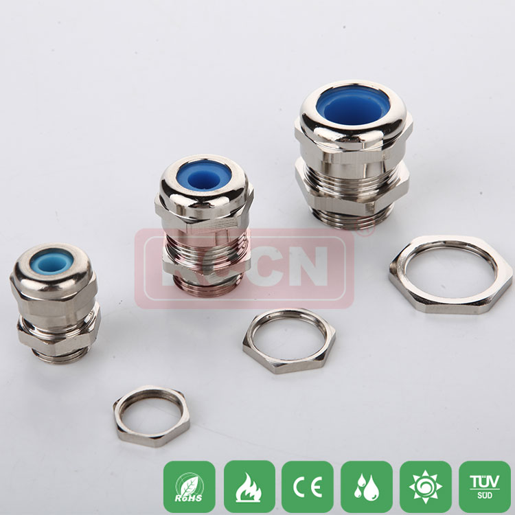 RCCN  Brass Cable Gland BL